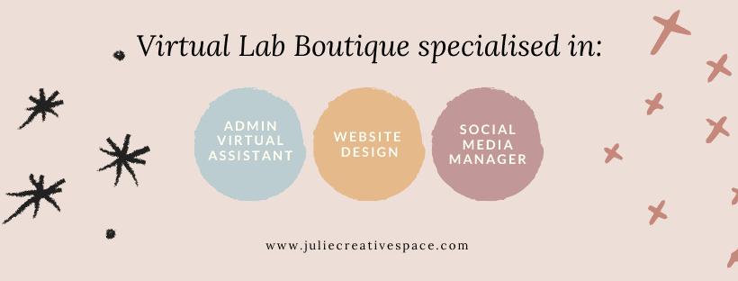 Virtual Lab Boutique Banner